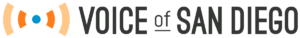Logo for Voice of San Diego