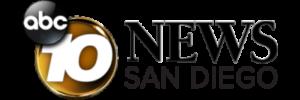 Logo for ABC 10 News