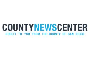 Logo for San Diego County News Center