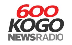 Logo for KOGO Radio