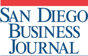 Logo for San Diego Business Journal