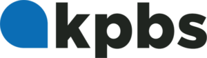 Logo for KPBS