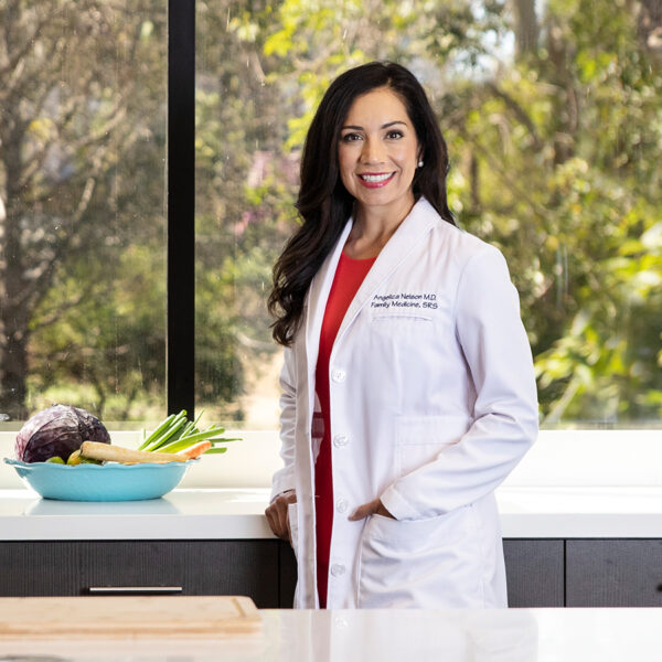 Photo of Dr. Angie Neison